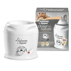 Tommee Tippee Electric Bottle and Food Warmer in and out of box