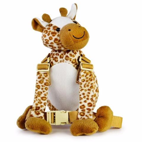 Goldbug Giraffe Childrens Harness Buddy  Childs safety harness Goldbug green child of mine