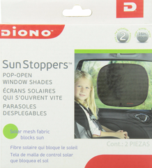 diono sun stoppers side window solar mesh packaging