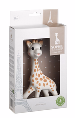 sophie the giraffe in gift box