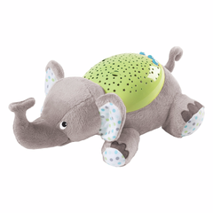 Summer Infant Slumber Buddies Eddie the Elephant  nursery nightlight Summer Infant green child of mine