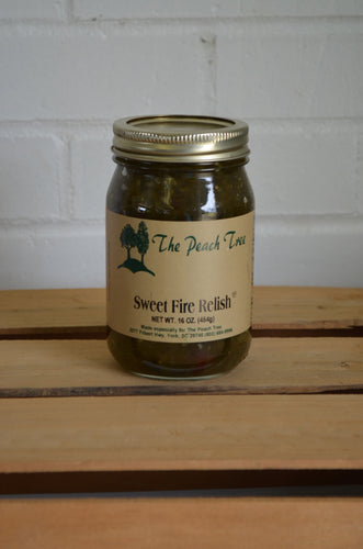 Sweet Fire Relish