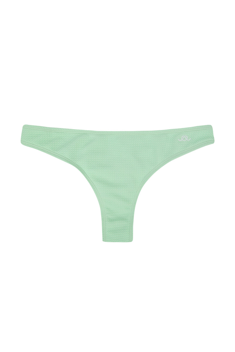 The Mint Green Ellie Scrunchie Bottom