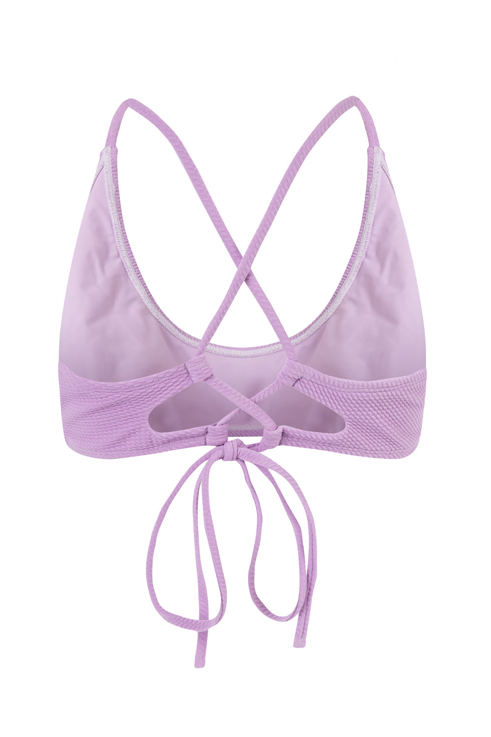 The Lilac Witt Crop Top