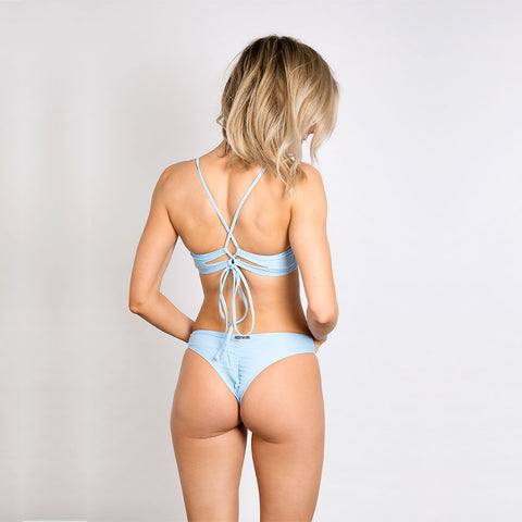Oliver Jane Ladies Bikini Bottom Fullerton Sky Blue