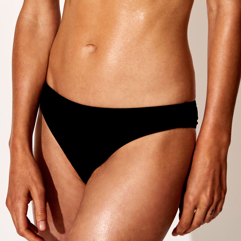 Oliver Jane Ladies Bikini Bottom Fullerton Black