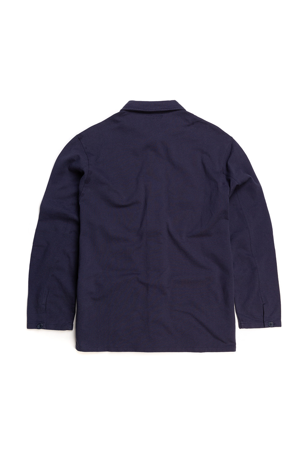 The Navy Four Pocket Military Jacket