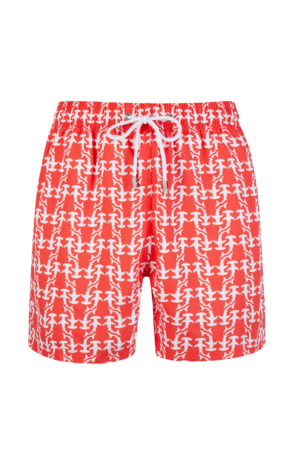The Red Hammerhead Shark Swim Shorts
