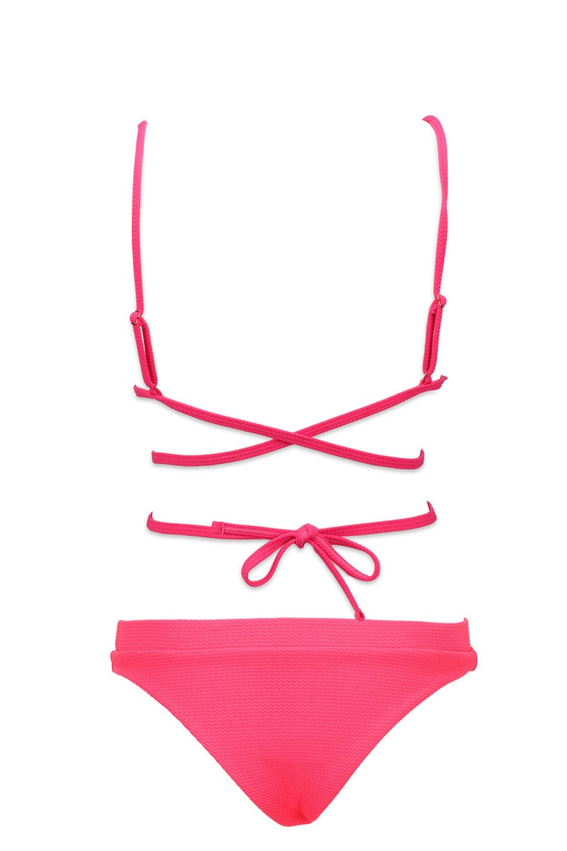 The Pink Frankie High Waist Bottom