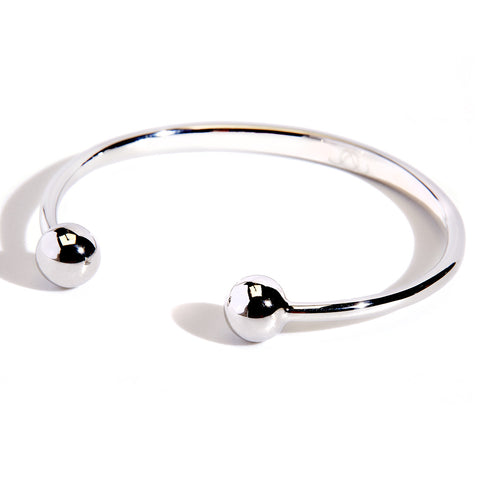 Carveles  Bracelet - Sterling Silver - Oliver Jane London