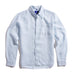 Linen Beach Shirt - Light Blue - Oliver Jane London