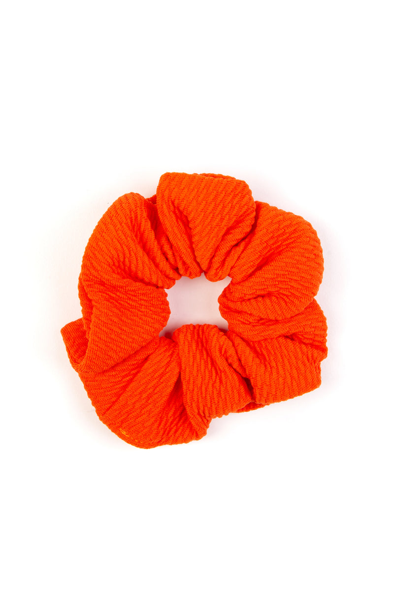 The Blood Orange Scrunchie