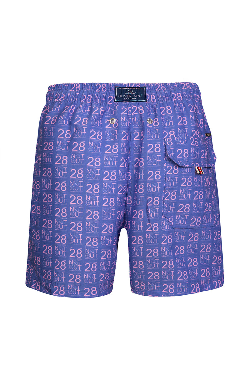 The 28 Not Out Swim Short