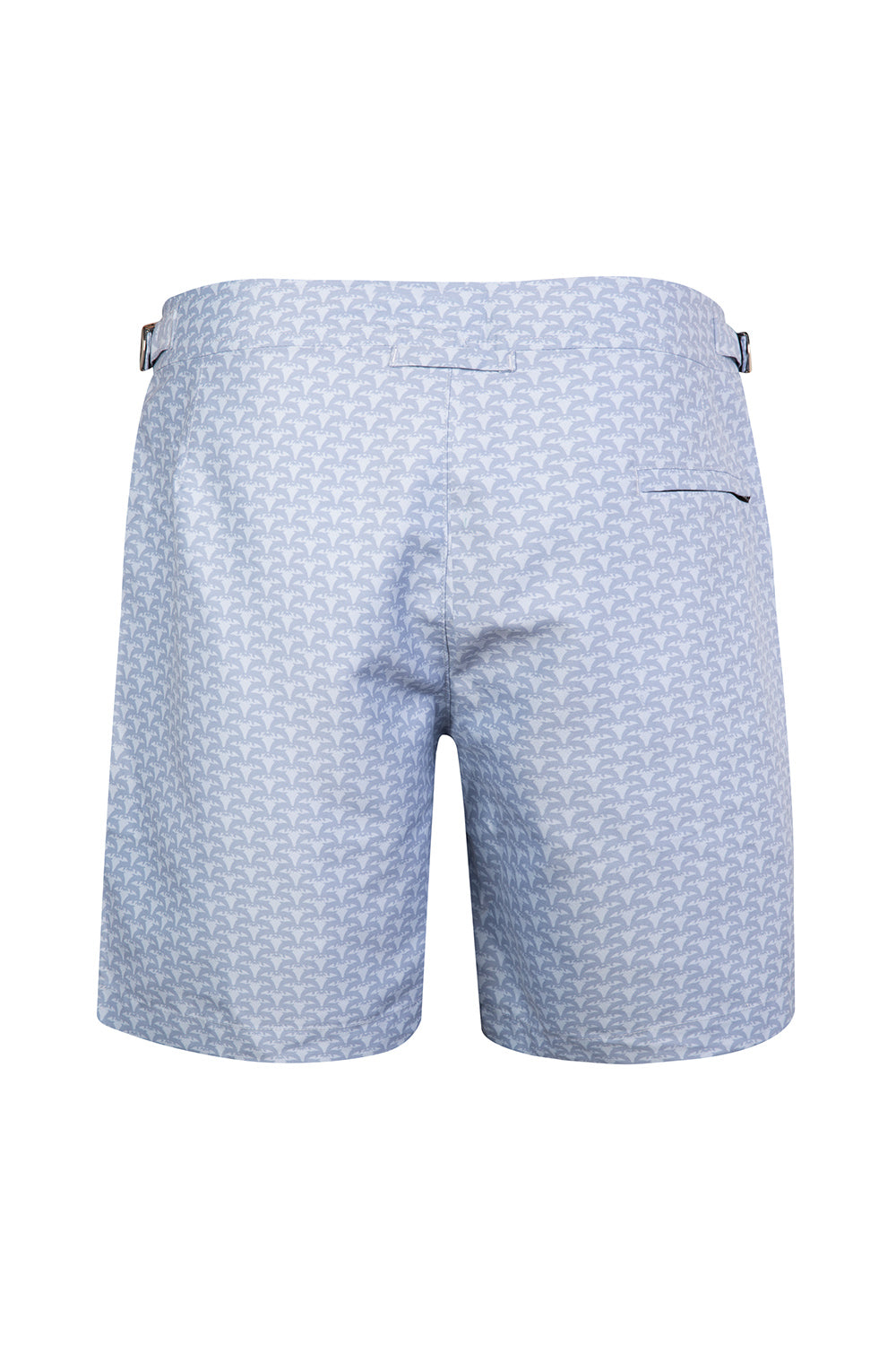 The Grey Dolphin Tailored Swim Short