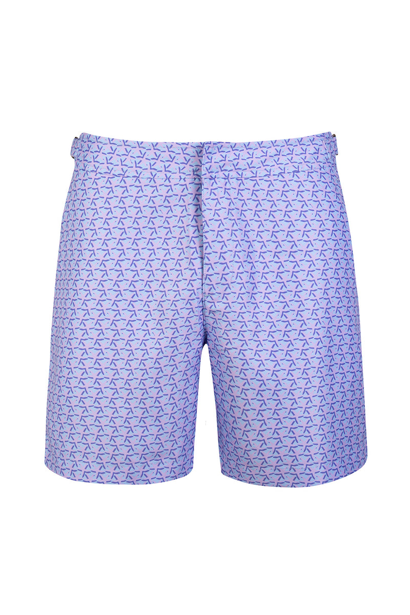 The Purple Starfish Tailored Swim Short