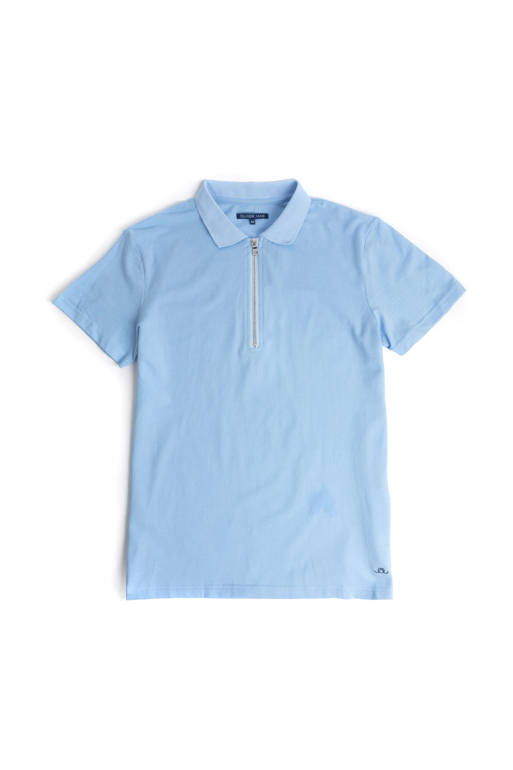 The Light Blue Miami Polo Classic Fit
