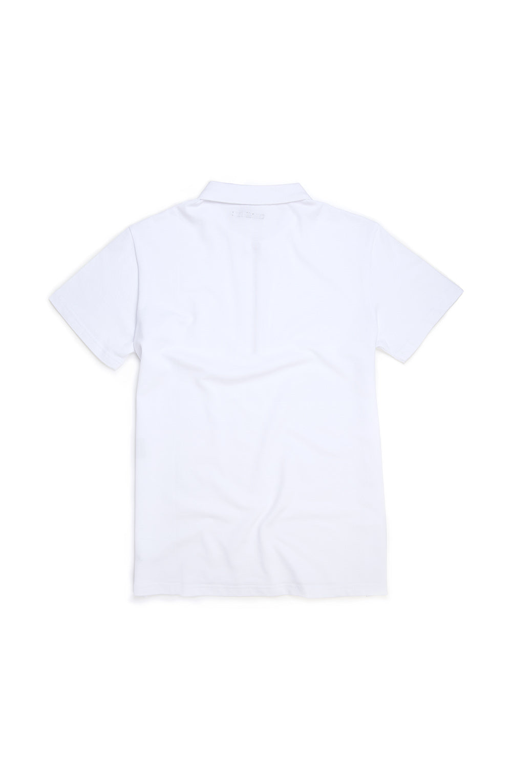 The White Miami Polo Classic Fit