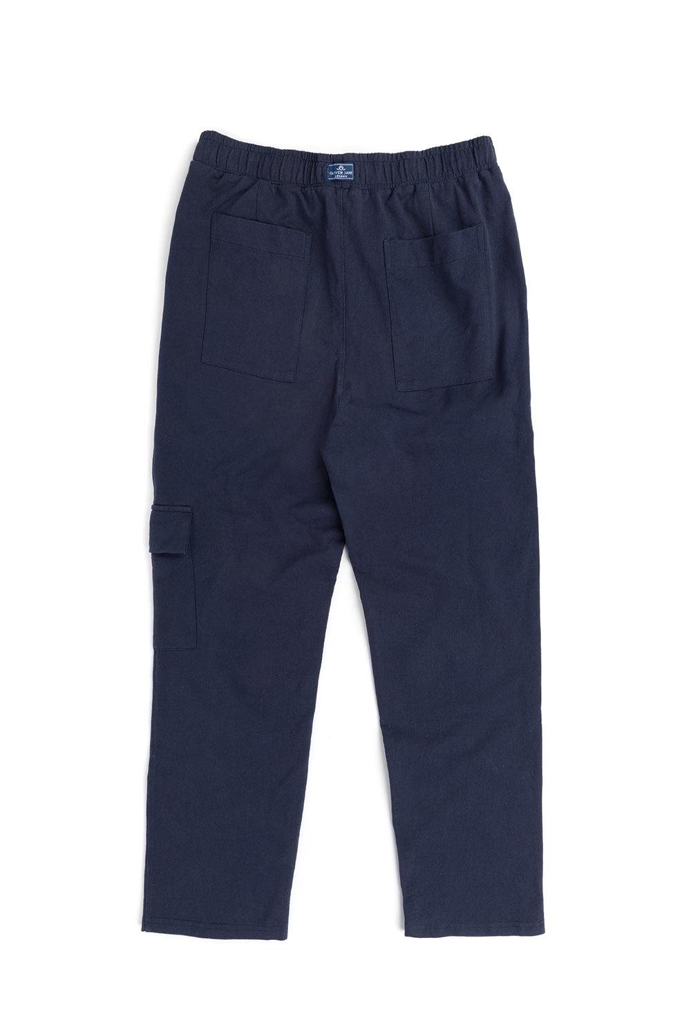 The Navy Cargo Beach Pant