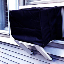 "Outdoor Window AC Covers by ALPINE HARDWARE - Air Conditioner Protection Cover (White, 15"" x 21"" x 16"")"