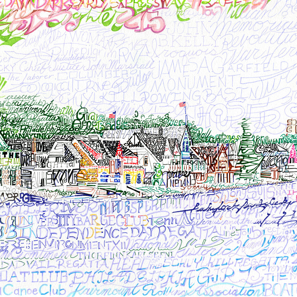 Boathouse Row