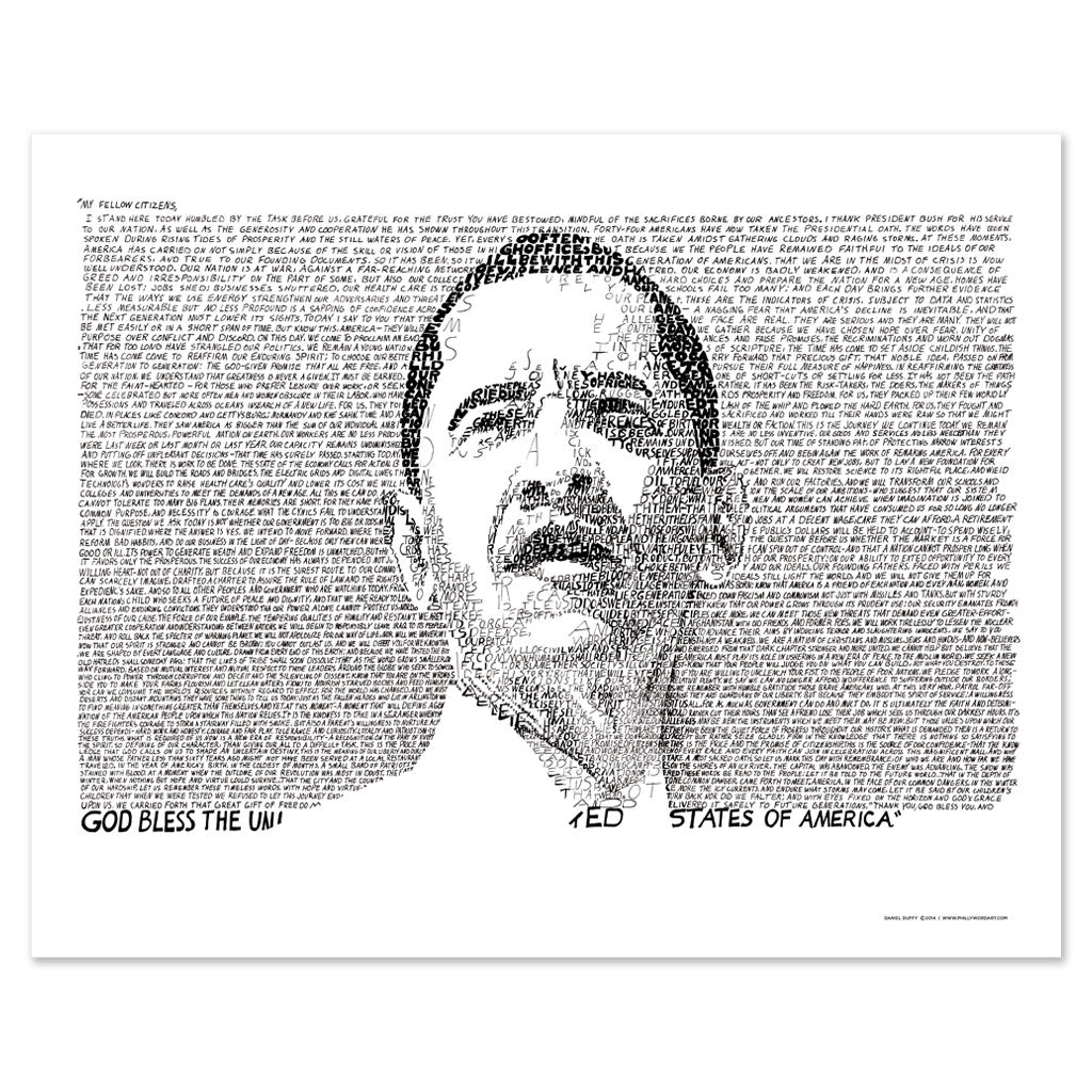 President Barack Obama Wall Decor
