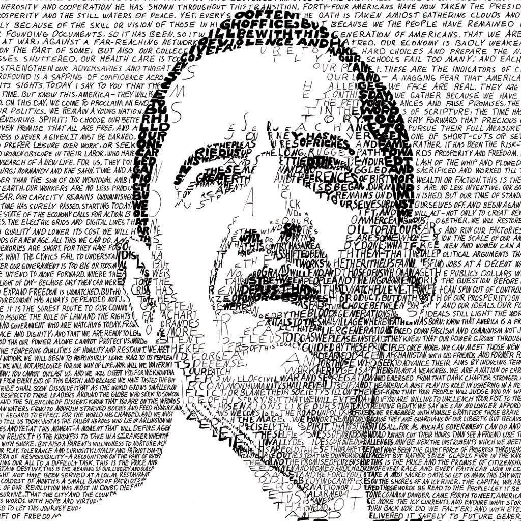 President Barack Obama Wall Art Poster