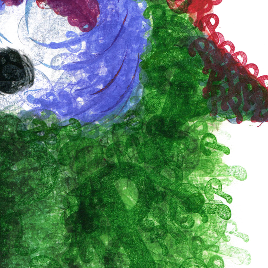 Philadelphia Phillies Phillie Phanatic Poster