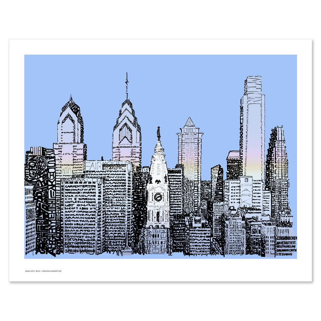 Philadelphia Home Decor Artwork