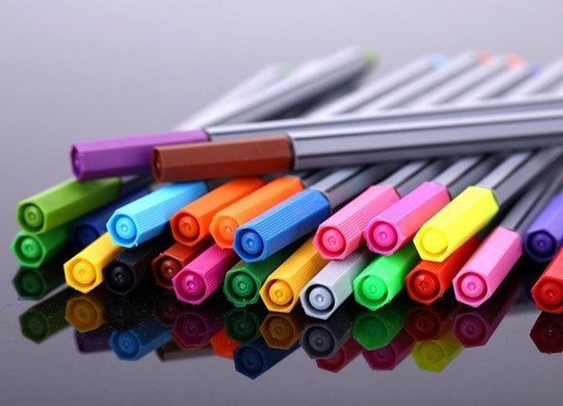 24 Super fine pen specially for coloring-NoStressStore-NoStressStore