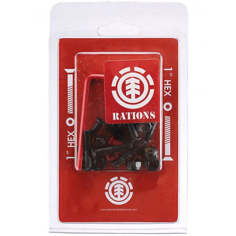 Element Screws Rations Hardware - Surf' in Monkeys School & Shop