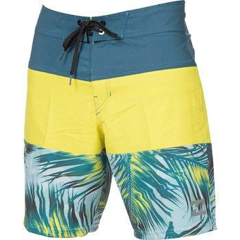 "Billabong Tribong X Fronds 18"" Boardshorts - Haze - Surf' in Monkeys School & Shop"