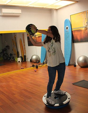 10 Functional Training Classes Package with Personal Trainer - Surf' in Monkeys School & Shop