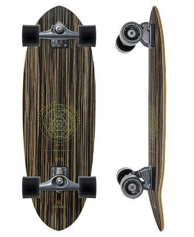 "Carver Skateboards 30"" Haedron No. 3 - Surf' in Monkeys School & Shop"