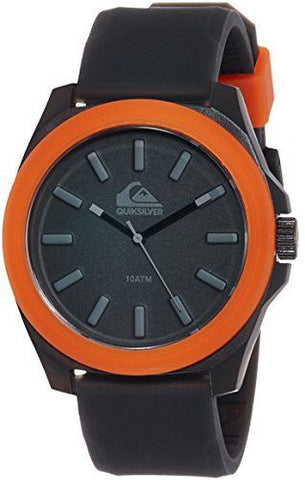 Quiksilver Analog The Fader Men´s Watch - Black/Orange - Black/Blue - Surf' in Monkeys School & Shop