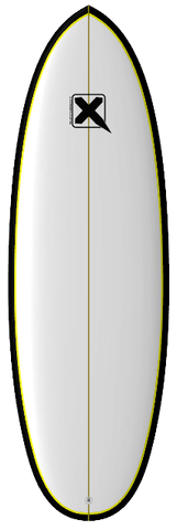 Xtreme Royal Potato Surfboard - Surf' in Monkeys School & Shop