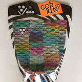 Gorilla Otis Scary Carey Surfboard Tail Pad - Art 2 - Surf' in Monkeys School & Shop