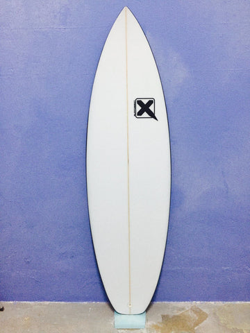 Xtreme Shortboard 6'0 30.2L - Surf' in Monkeys School & Shop