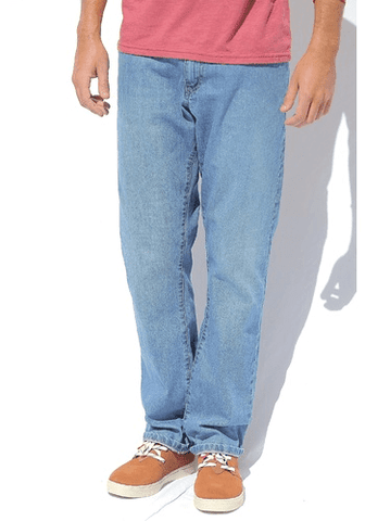 Pacifique Sud Jeans Alex - Blue - Surf' in Monkeys School & Shop