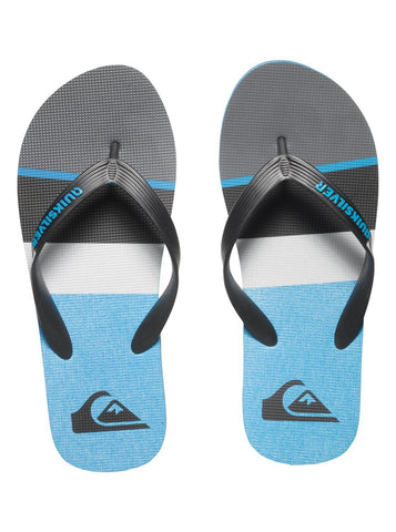 Quiksilver Molokai Sunset Sandals - Blue - Surf' in Monkeys School & Shop