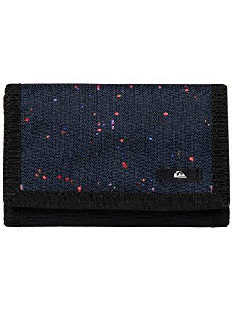 Quiksilver Men's Wallet - Black - Surf' in Monkeys School & Shop