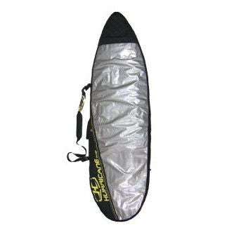 Hurricane Single Polypro Surfboard Cover - Grey - Surf' in Monkeys School & Shop