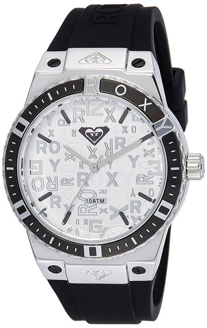 Roxy The Victoria Women´s Analog Watch - White/Black - Surf' in Monkeys School & Shop