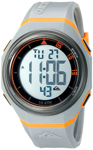 Quiksilver Digital Men's Watch - Grey Dial - Surf' in Monkeys School & Shop