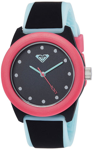Roxy The Kai Analog Watch - Black/Pink/Blue - Surf' in Monkeys School & Shop