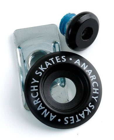 Anarchy Aggressive Cuff Bolts - Black - Surf' in Monkeys School & Shop