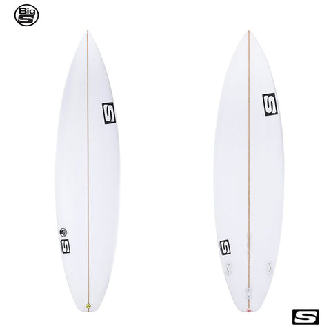 Simon Anderson Big S Surfboard - Surf' in Monkeys School & Shop