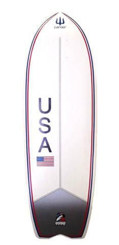 "Carver 30"" USA Booster Deck - Surf' in Monkeys School & Shop"