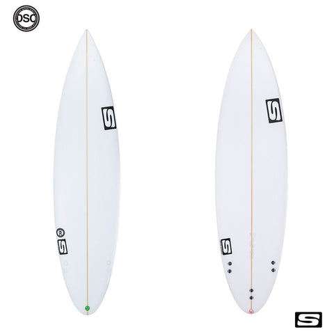 Simon Anderson DSC Surfboard - Surf' in Monkeys School & Shop