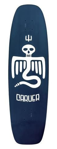 "Carver 33.75"" Point Break Deck - Surf' in Monkeys School & Shop"