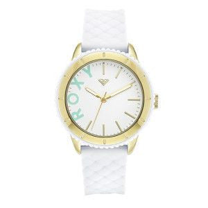 Roxy Del Mar Women´s Analog Watch - White/Gold - Surf' in Monkeys School & Shop